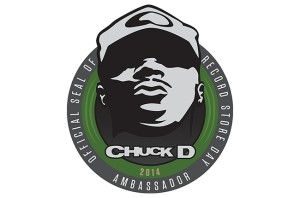 Chuck D, RSD2014 Ambassador