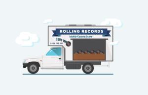 ROLLIN' RECORDS